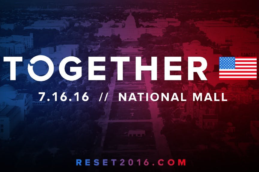 Leaders, Alumni, and Students Represent Bethel at Together 2016