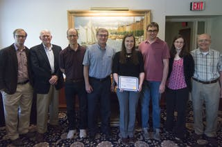 Bethel Alumna Participates in Nobel Week