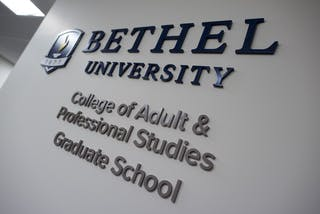 Lowering Tuition Costs for College of Adult & Professional Studies | Bethel University