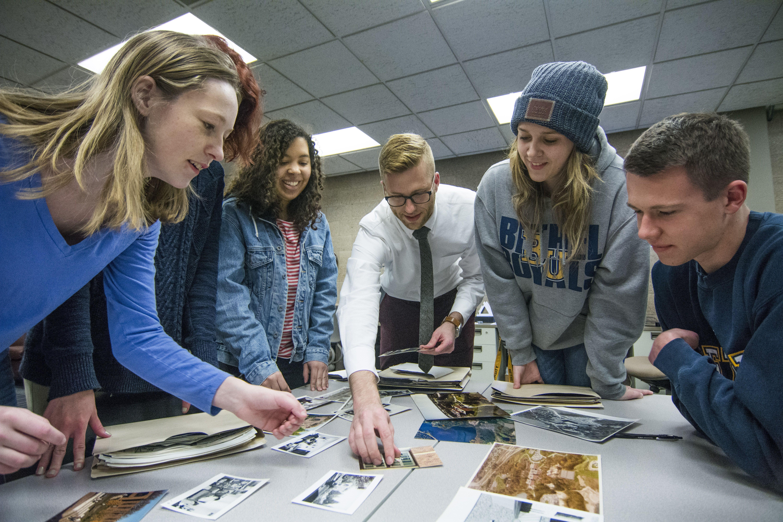 New Digital Humanities Major Emphasizes Interdisciplinary Education