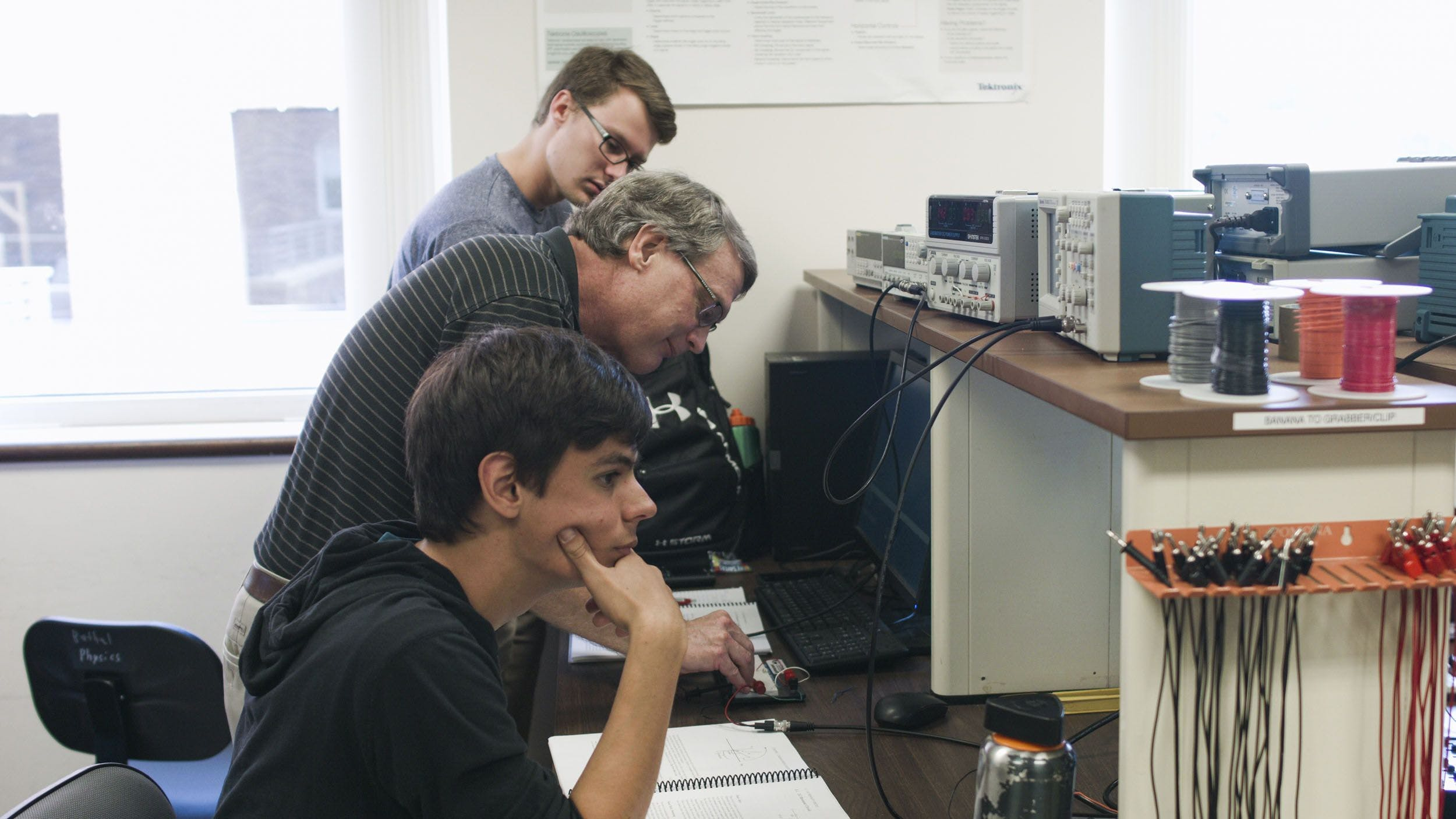New Electrical Engineering Major Builds on Bethel's Legacy in the Sciences