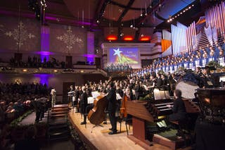 Festival of Christmas 2017 Dazzles Sold-out Crowd
