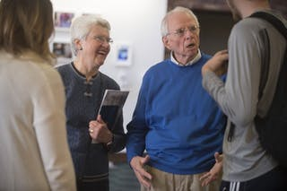 Fifth Annual Grandparents Day Fosters Royal Legacy