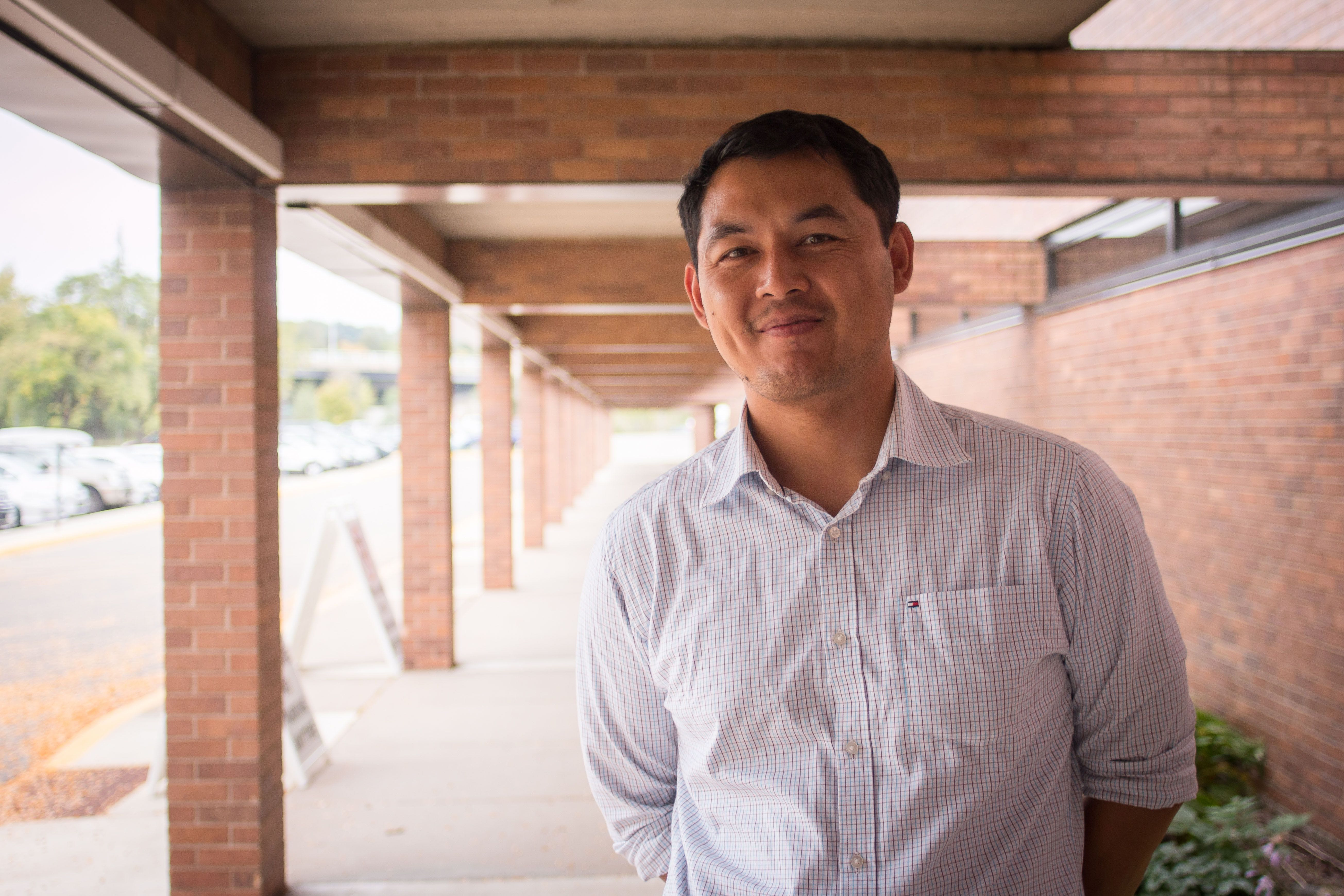 Ed.D. Student Seeks To Advance Refugee Education With Support from Prestigious Grant