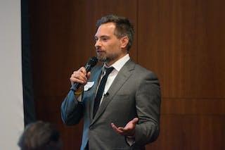 NYC Journalist and Professor Paul Glader Headlines First Journalism Symposium