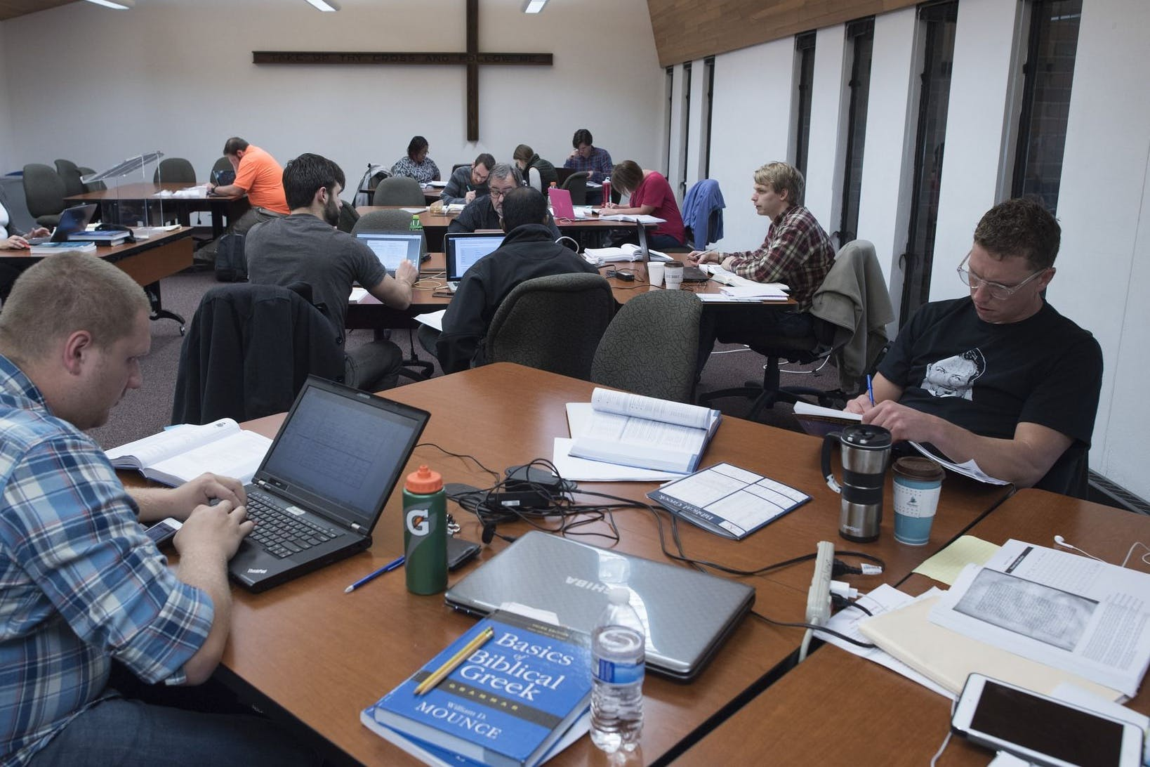 Free Bible Software for New Bethel Seminary Students