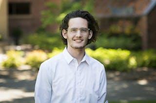 Luke Arend '18 Receives Goldwater Scholarship