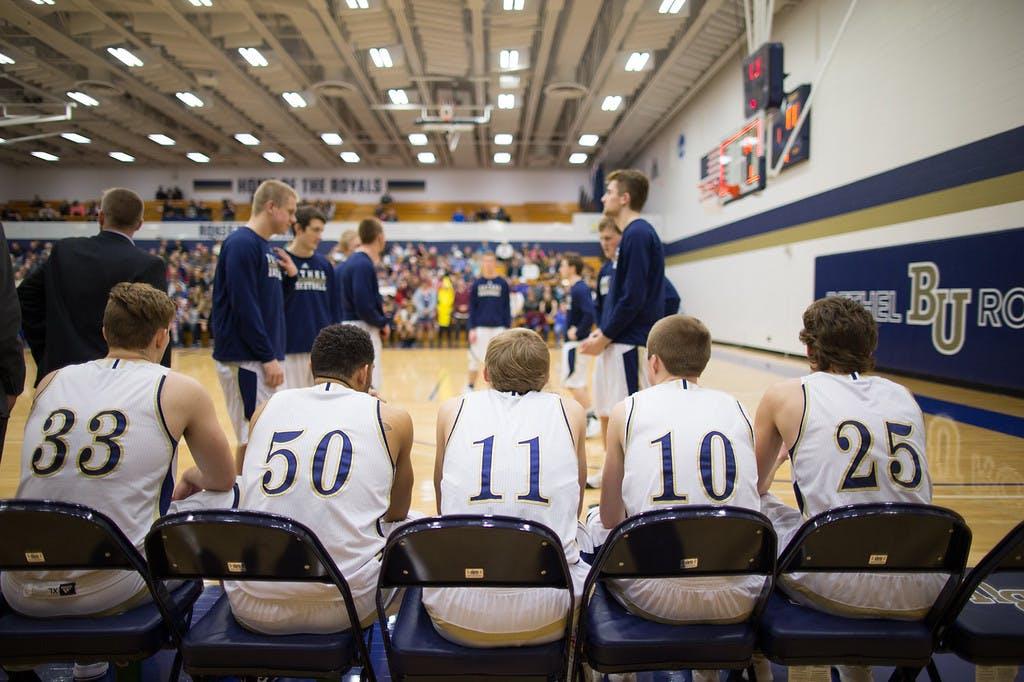 Men's Basketball Clinch Share of First-Ever Regular Season MIAC Championship