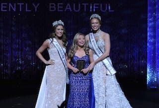 Mikayla Holmgren '18 Makes History