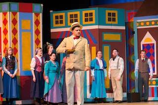 "Bethel Theatre Presents ""The Music Man"""