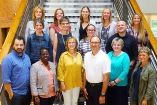 New Faculty Begin in the College of Arts & Sciences