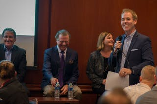 Center for Healthcare Excellence Brings Together Students and Industry Leaders