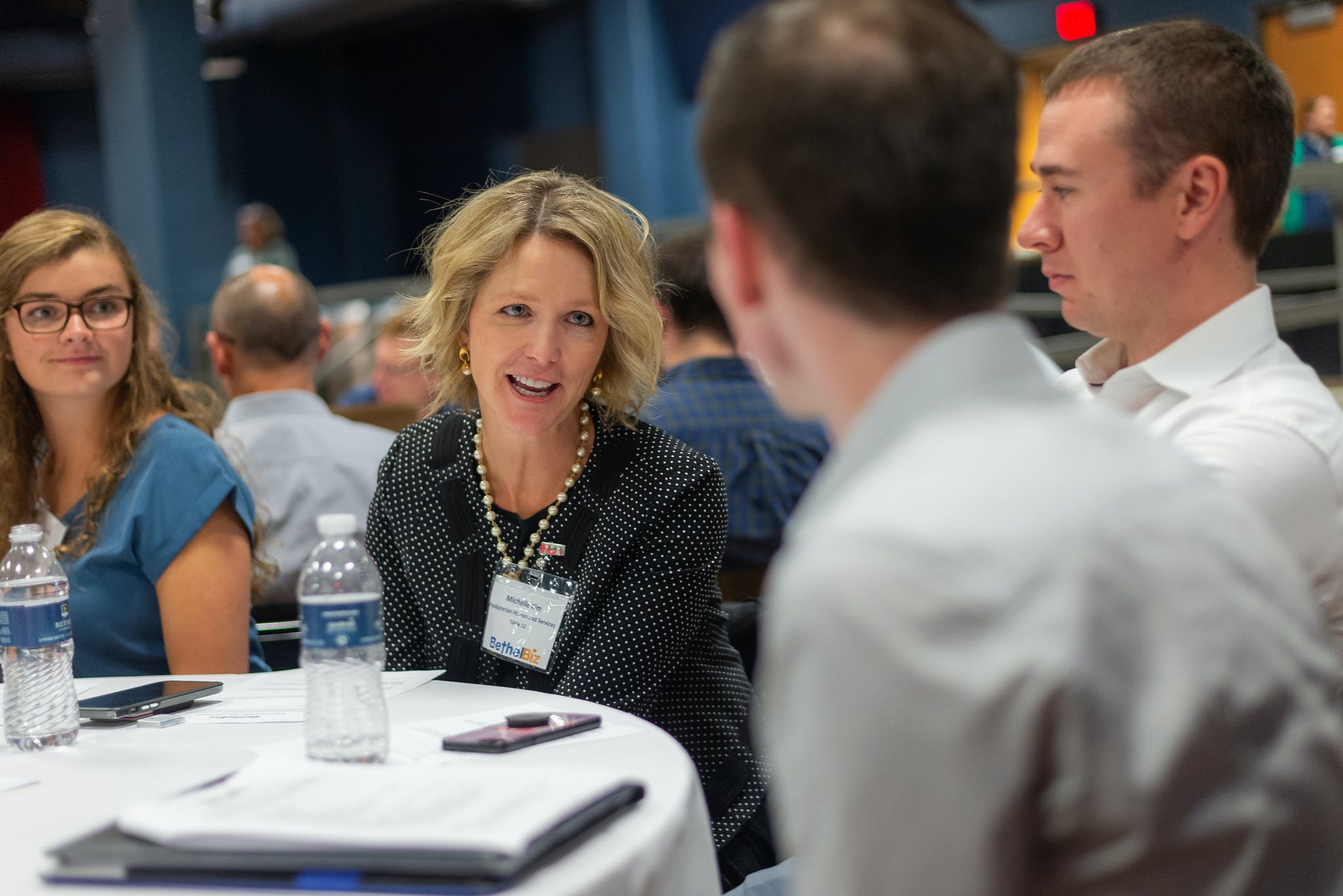 Bethel Students Build Professional Connections Through Alumni Mentorships