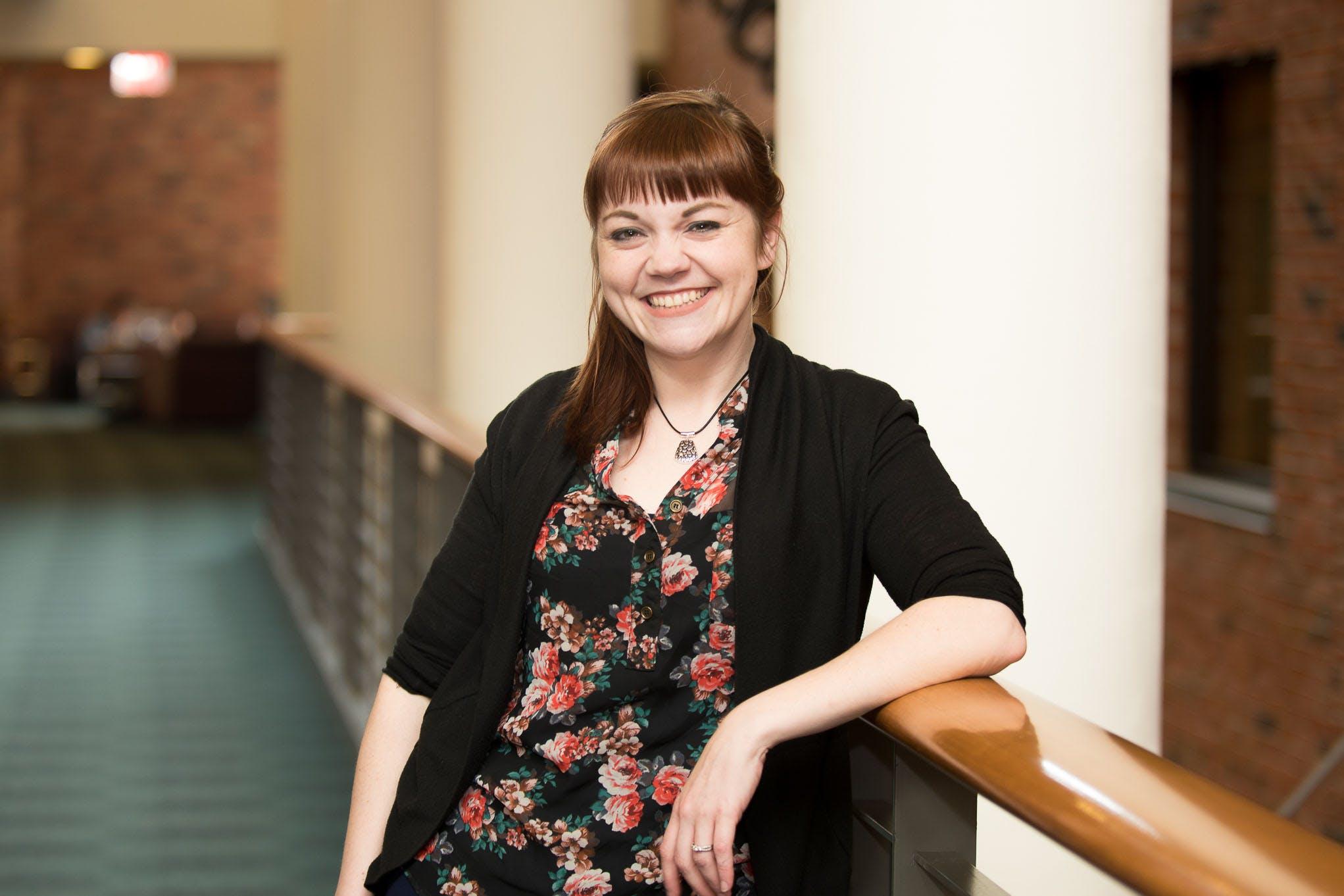 Amanda McKnight '08, Award-winning Investigative Journalist