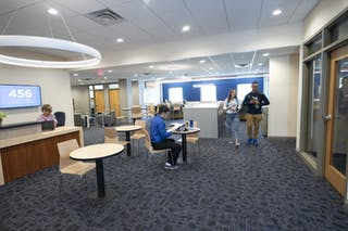 Business and Economics Space in Robertson Center