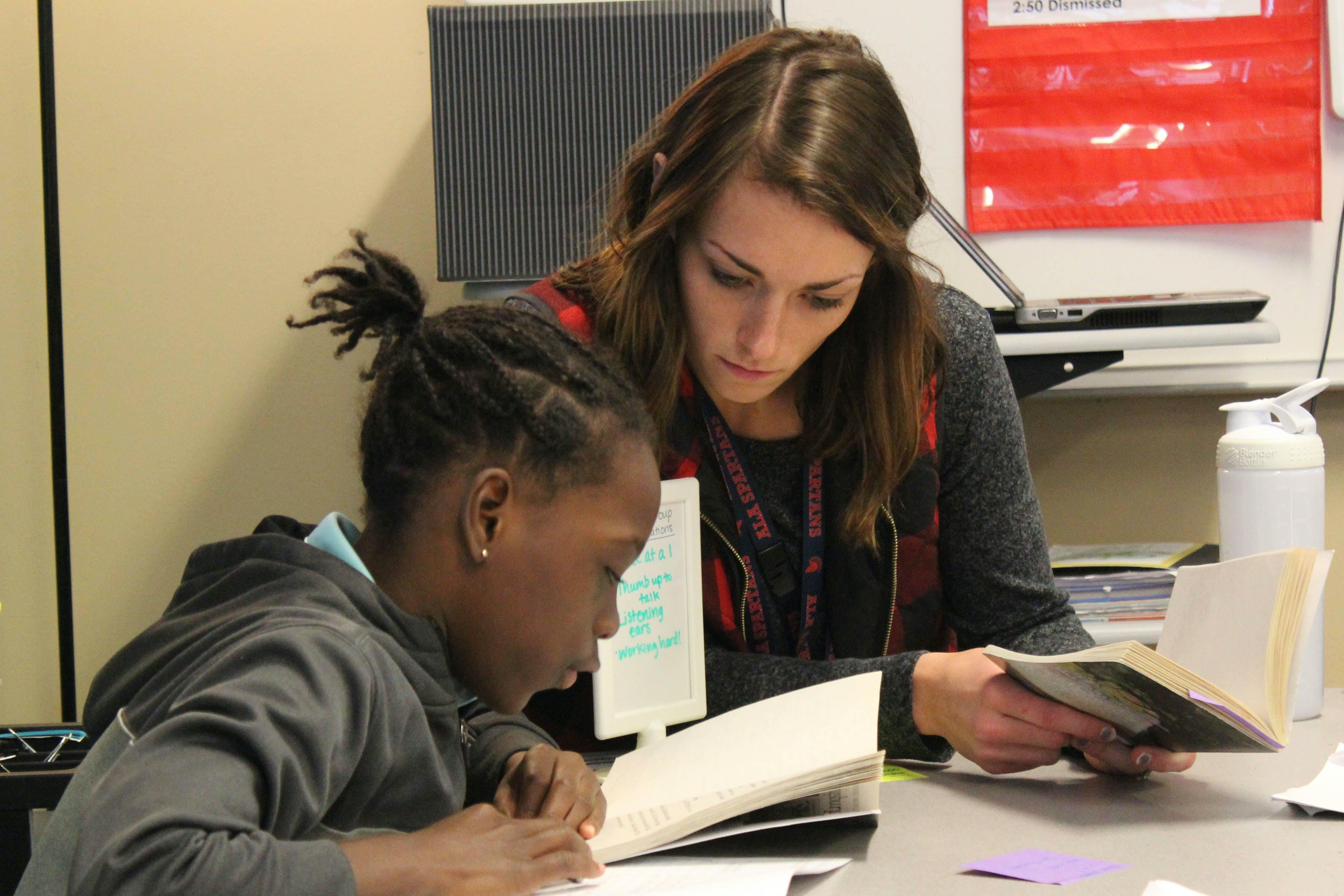 Bethel Graduates Build Community at Area Charter School