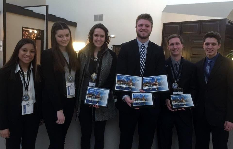 Bethel Collegiate DECA Team Excels at State Competition