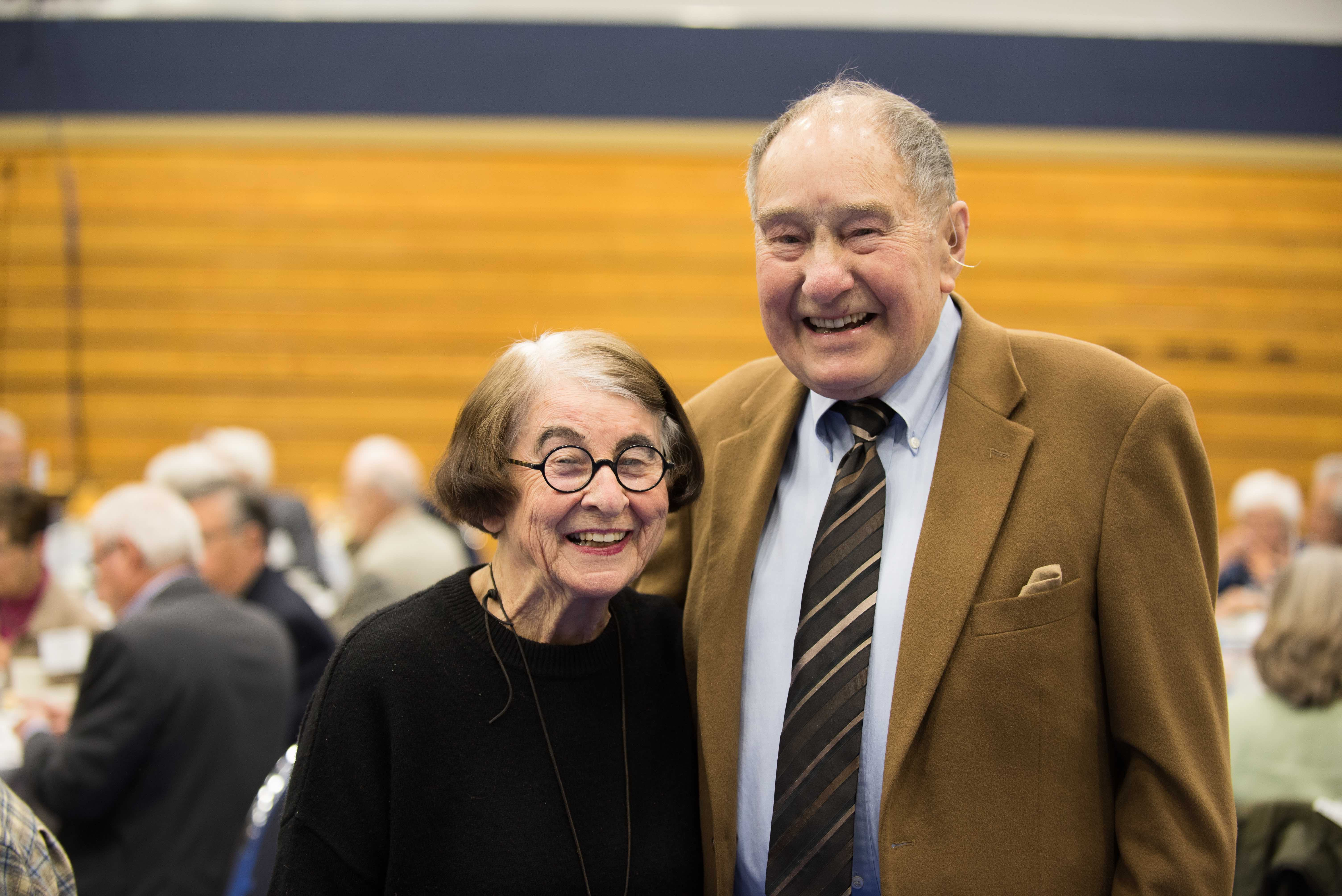 "Couple remains dedicated to ""Bethel as a center of Christian education"""