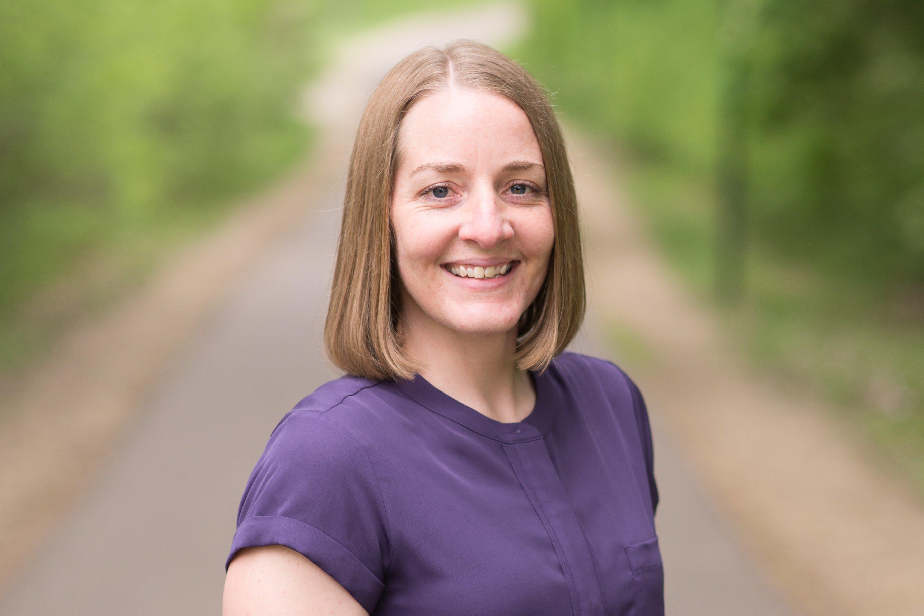 Professor Greta Schutte Personifies Salt and Light
