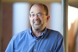 Professor of Education Jay Rasmussen retires from Bethel University.