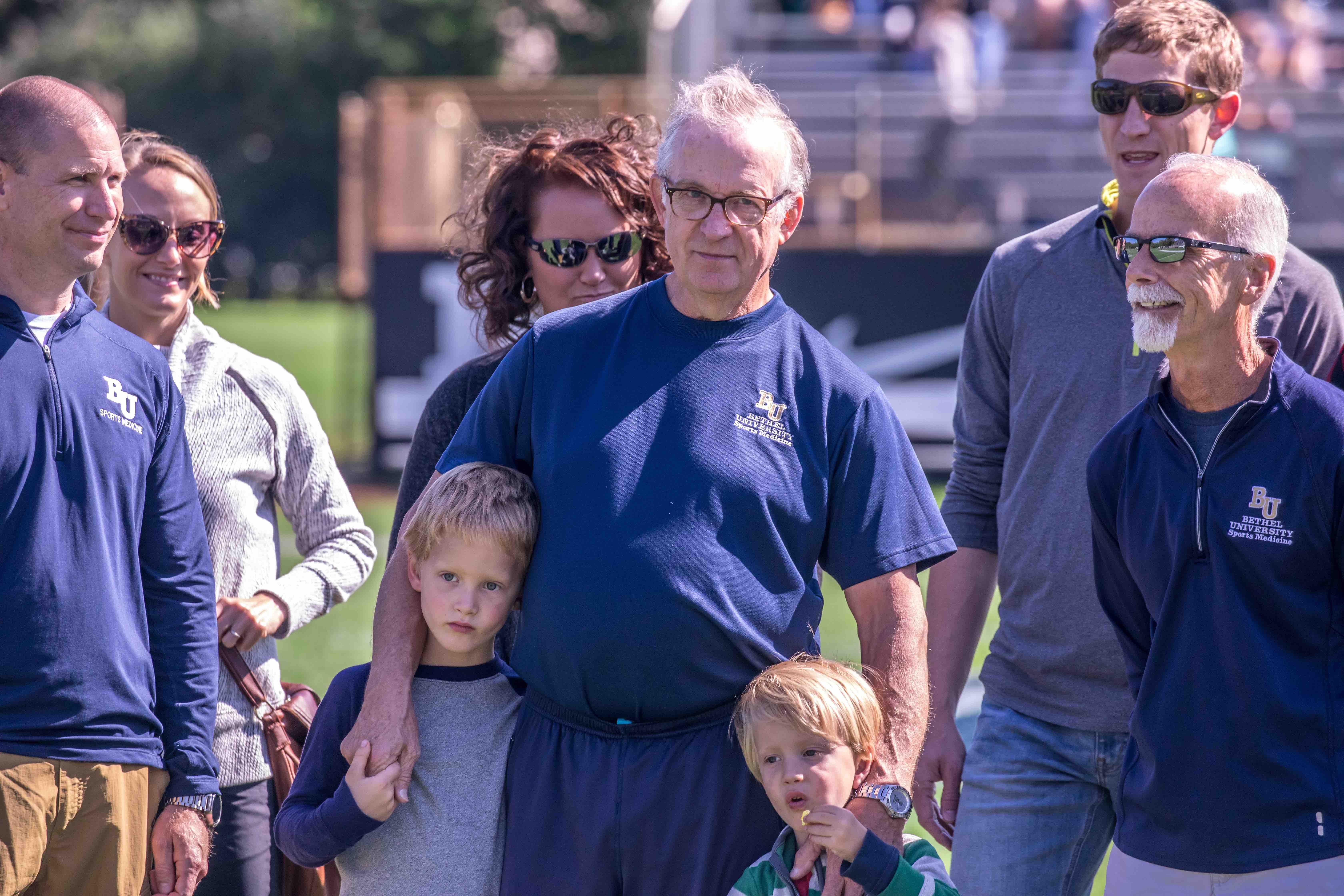 Bethel Celebrates Jim Olson's 40 Years of Service