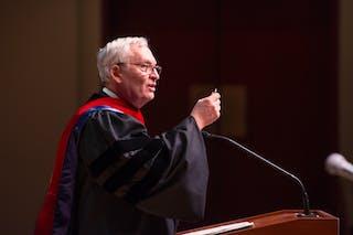 Bethel Gives Presidential Medal of Honor