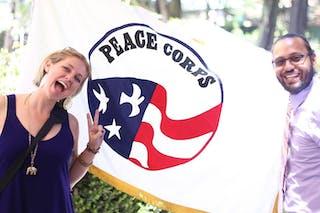 Melia Peace Corps
