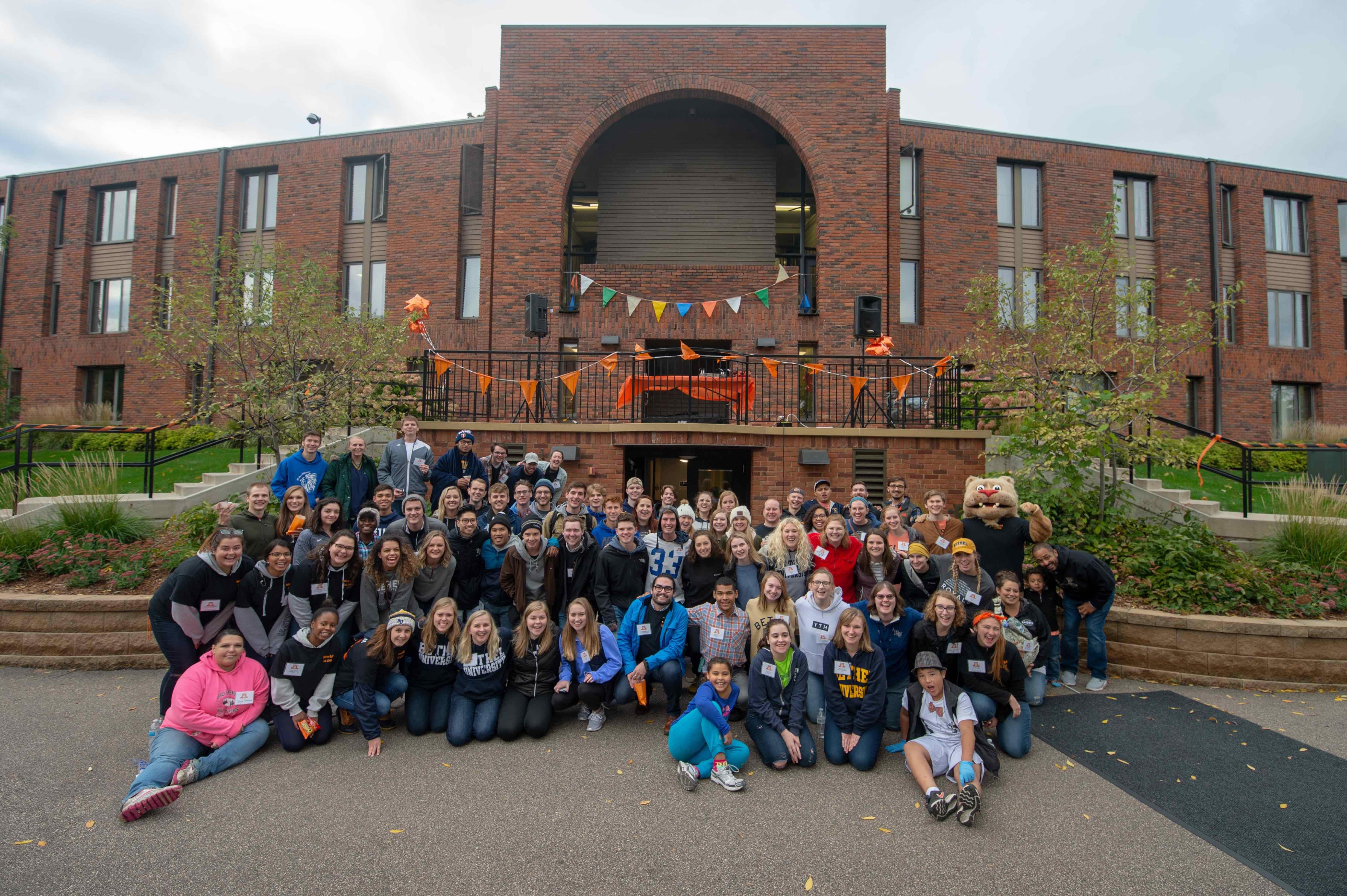 Nelson Hall Reunion
