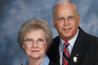 Paul '65 and Donna Bierhaus '66