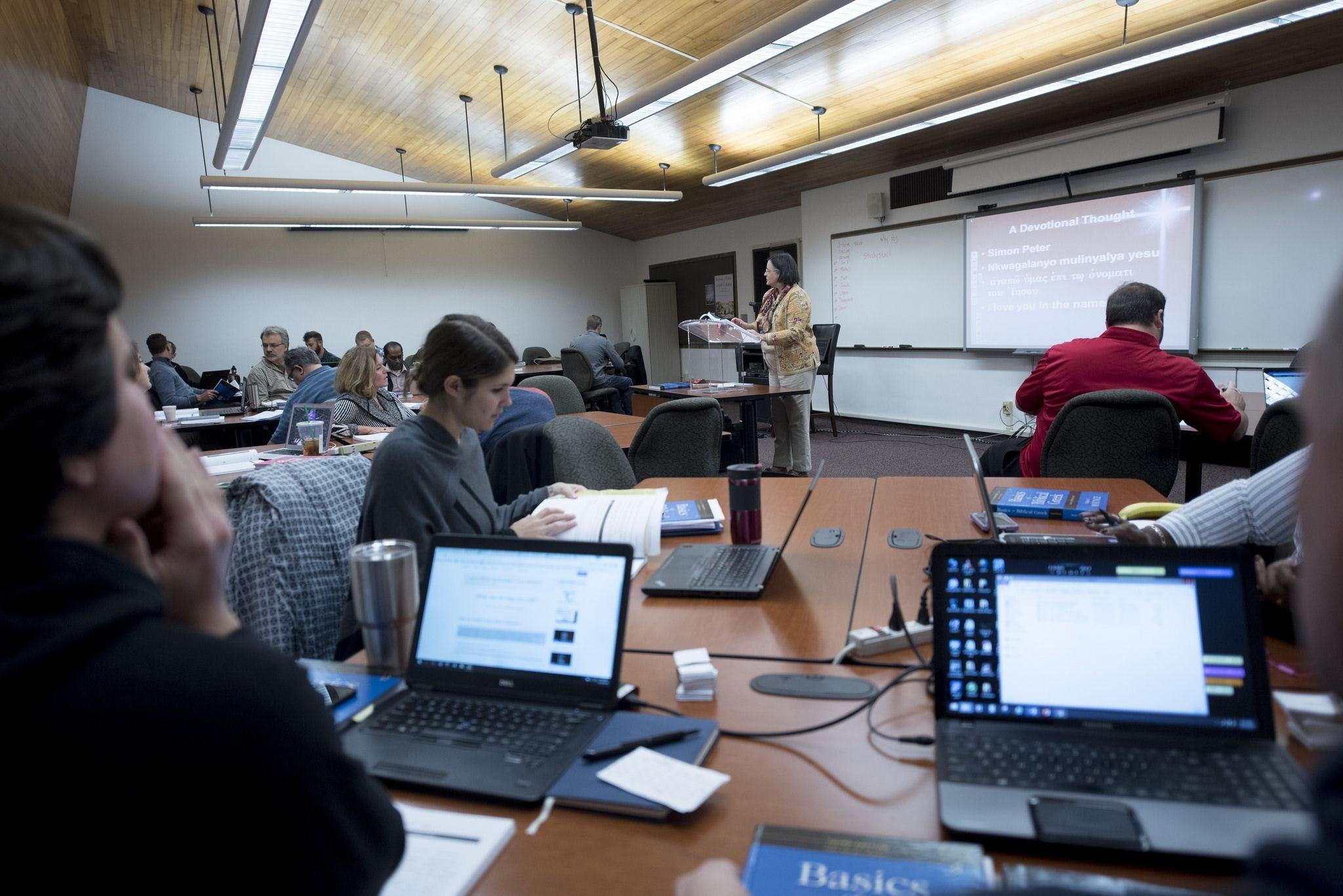 Seminary Partnership Helps Student Pursue His Calling