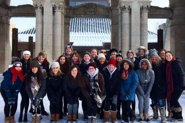 Social Work Trip Challenges Students to Connect Human Rights Issues to Everyday Experience