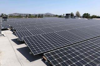Bethel Seminary San Diego Solar Panels