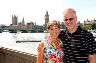 Dean and Tammie '83 Junkans invest holistically in Bethel, starting with a donor-advised fund.