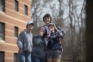 Students in BIO 126/127