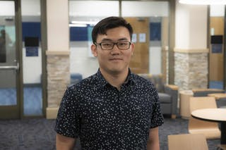 Xiaoshuo Liu '18 is working this year as an executive research associate for the Student Managed Investment Fund in the Department of Business and Economics.