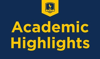 Academic highlights