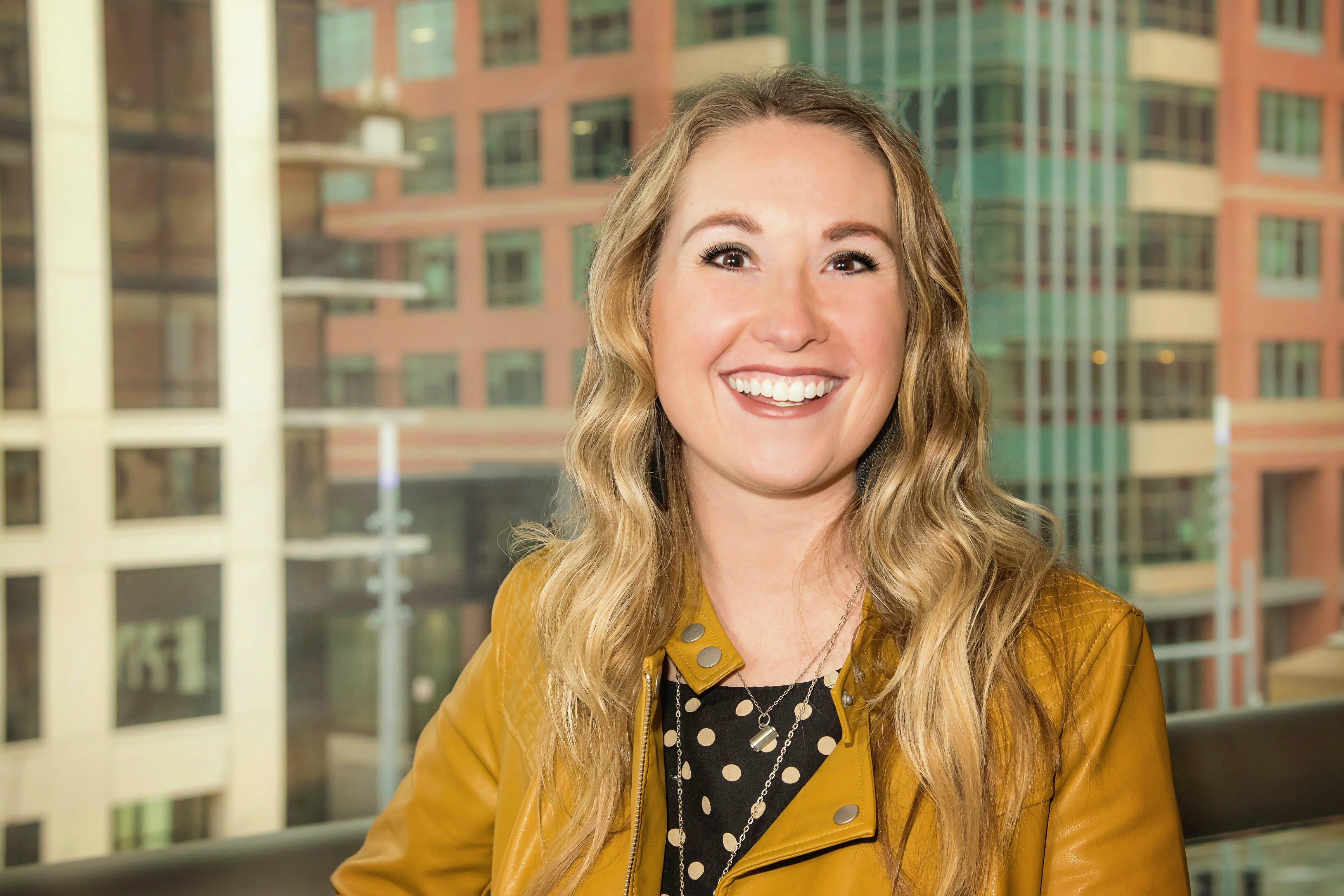 Bethel University alumna Alison Penner Rahn '01