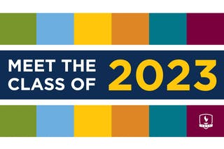 Meet the Class of 2023!
