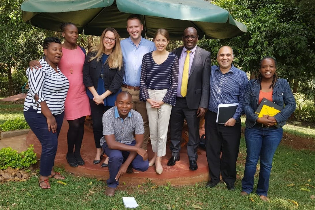 Business for Good: Grad Helps Bring Microinsurance to Kenya