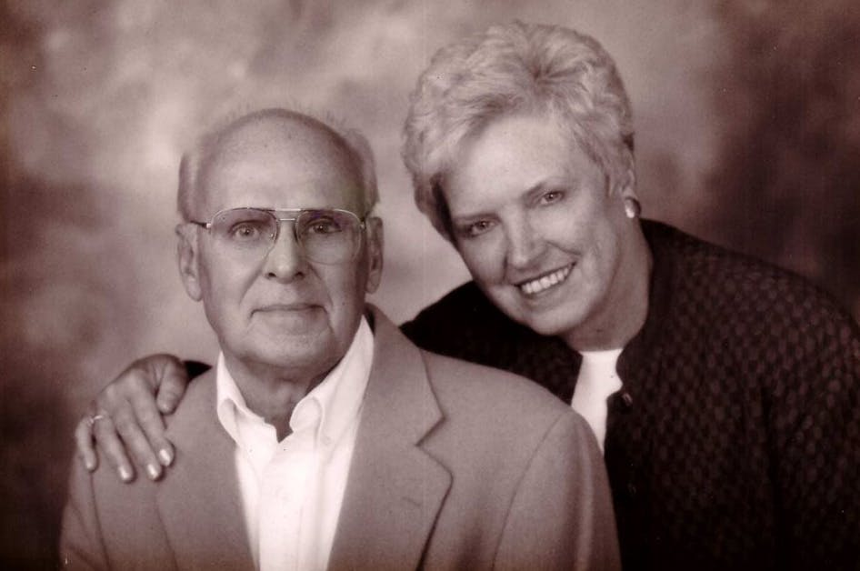 The Ed and Joanne Johnson Scholarship supports Bethel music students in honor of the couple's shared love for music.
