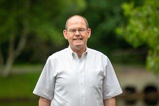 Chaplain John Morris