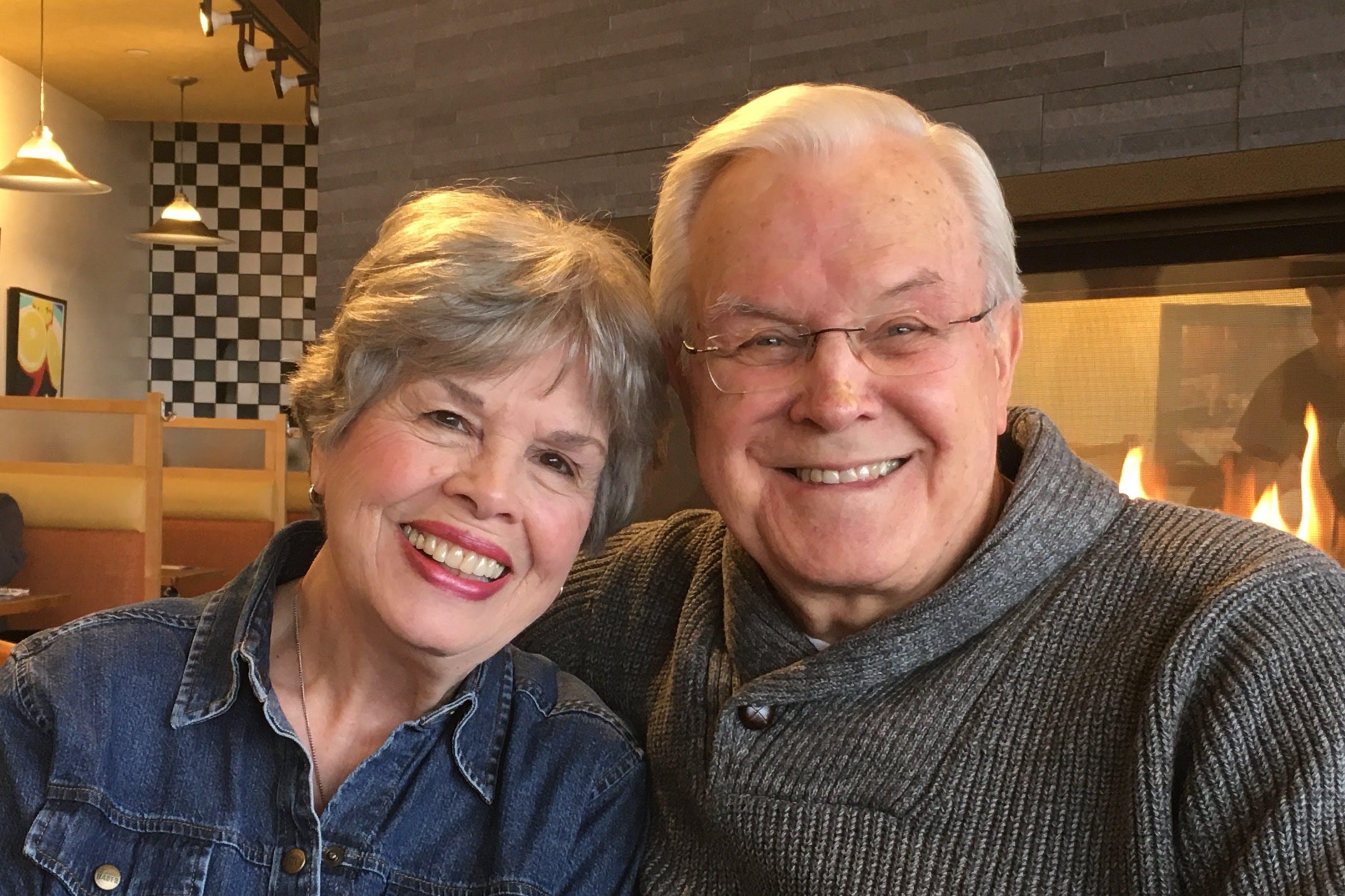 Leland and Carol Eliason