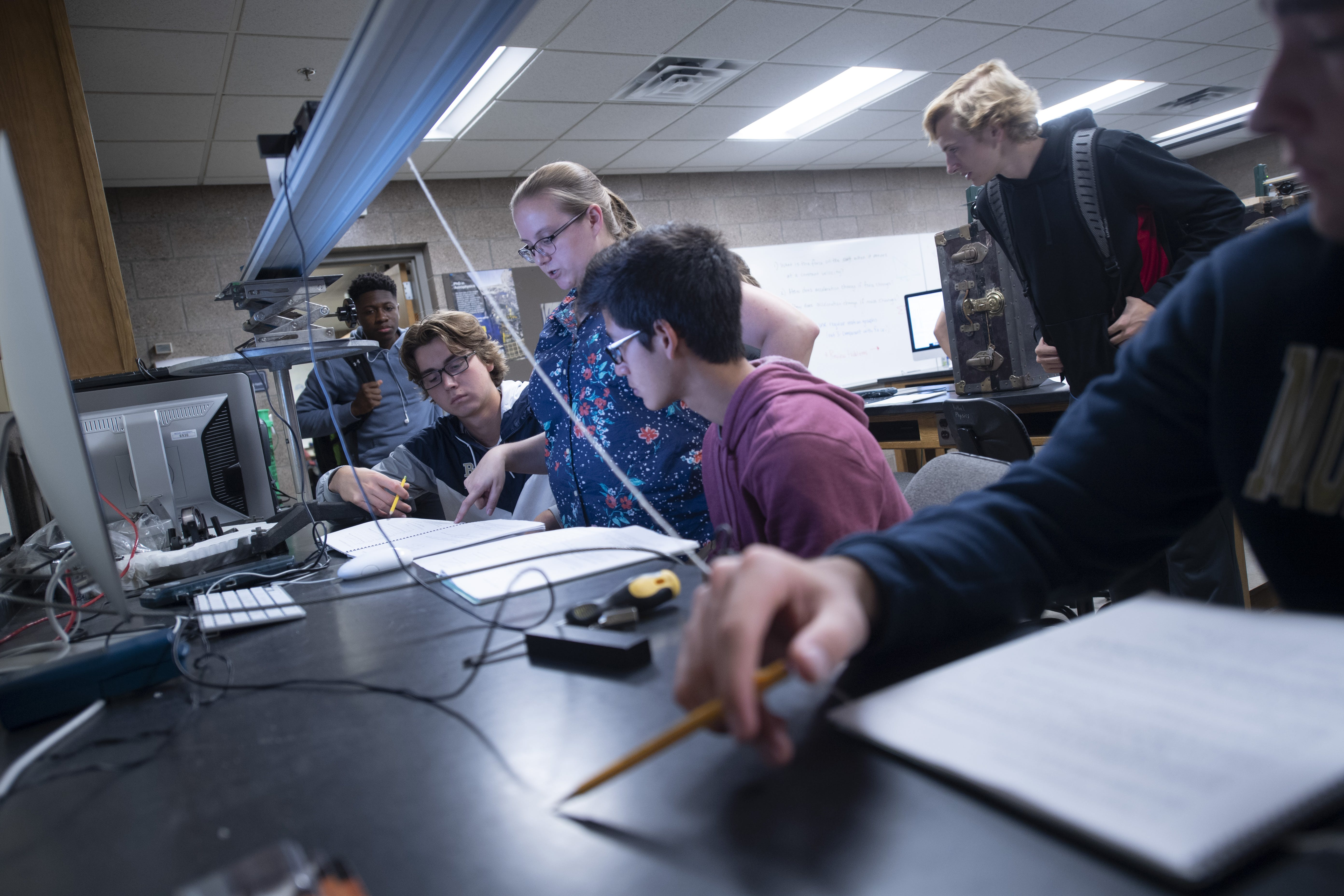 Mechanical Engineering Becomes Bethel's Fourth Engineering Program