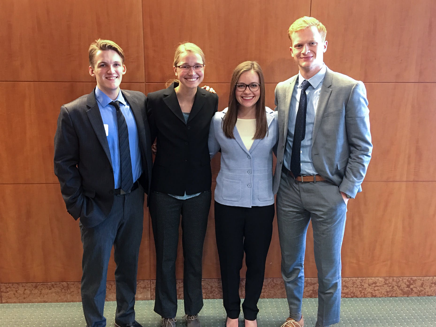 Biokinetics and Business Students Research for Mayo Clinic