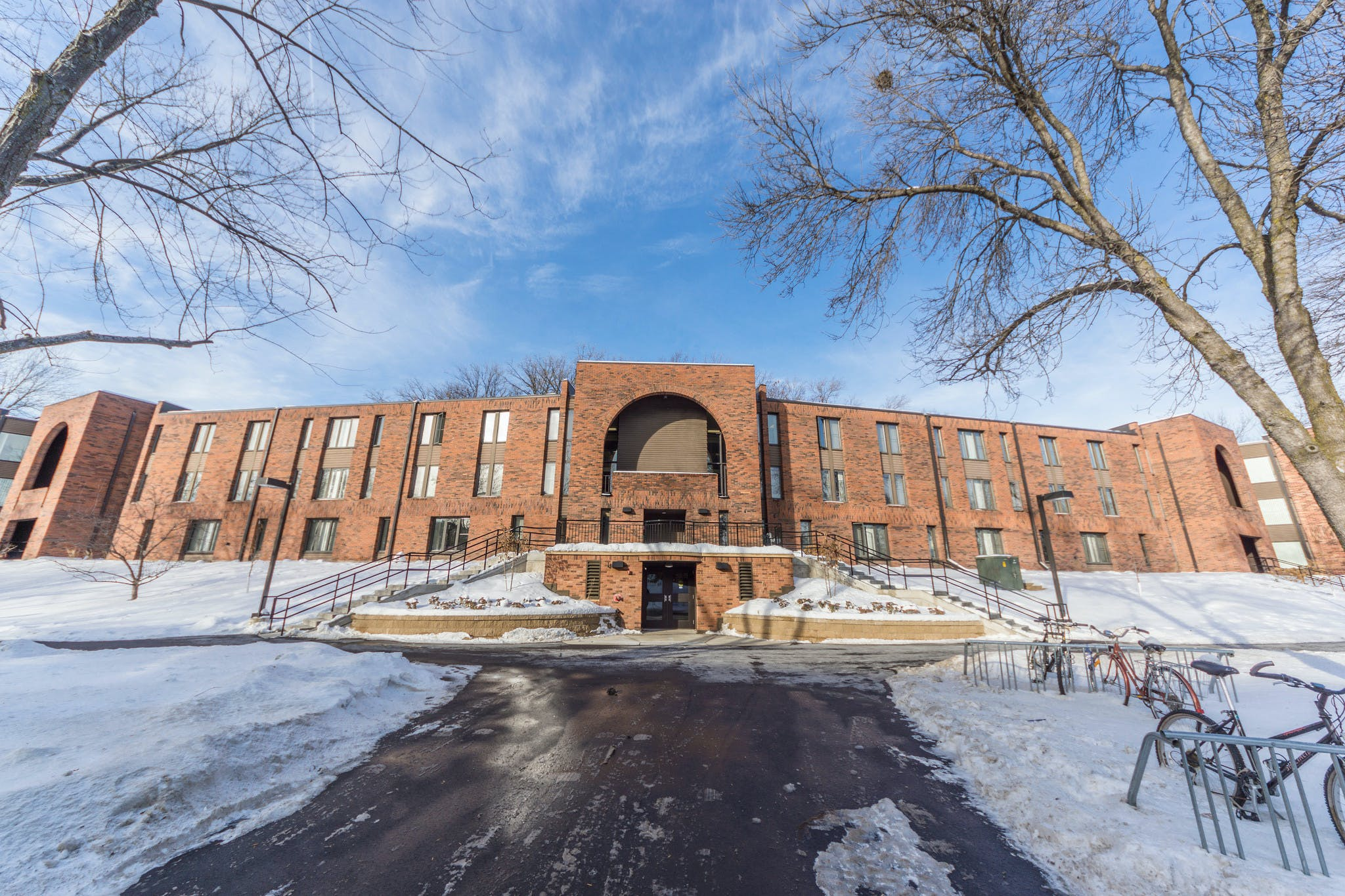 Nelson Residence Hall set for extensive renovations this summer.