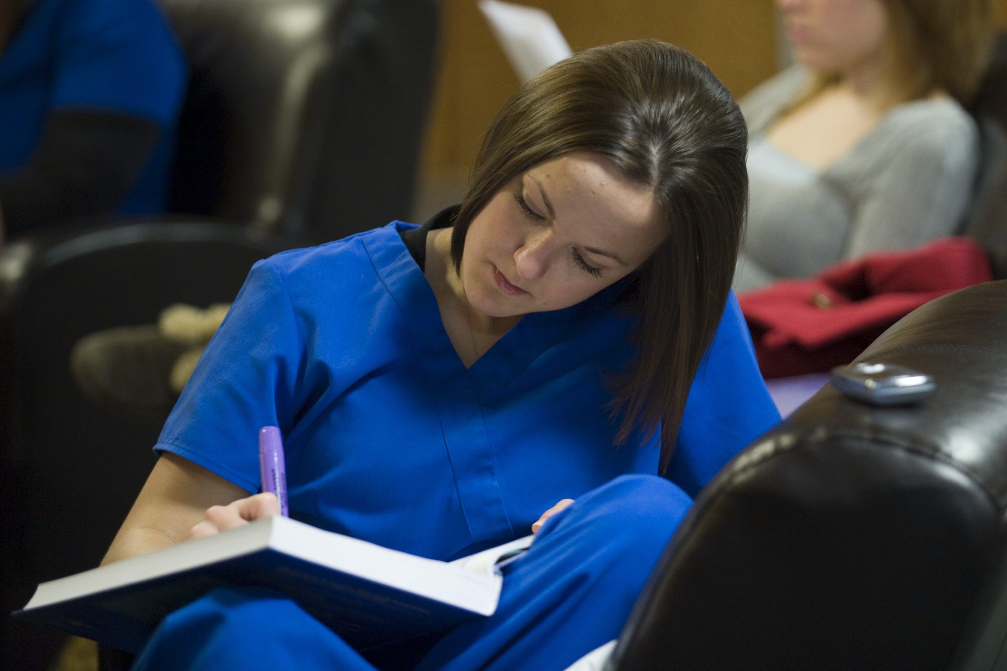 Nursing student at Bethel University