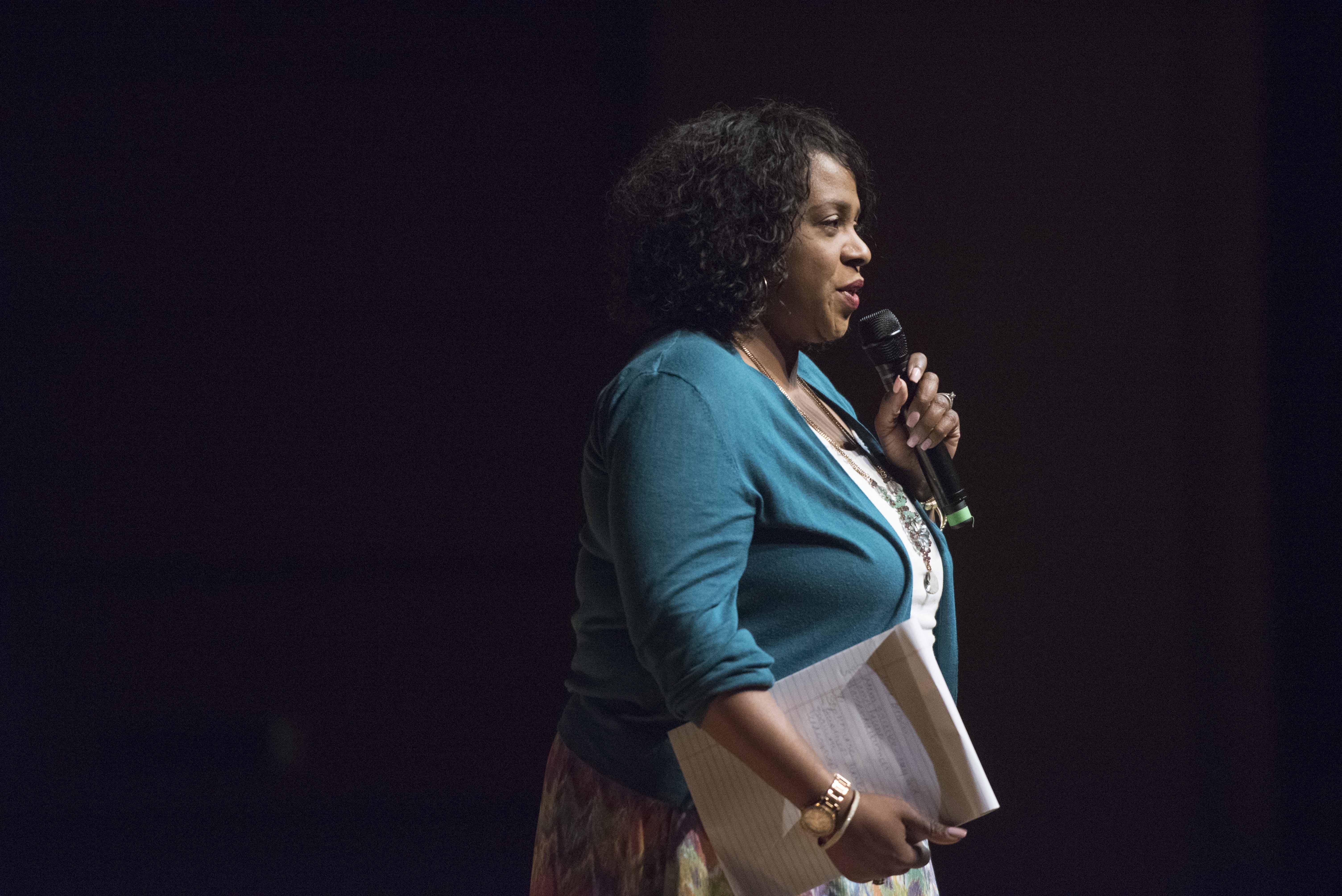 Pastor Laurel Bunker