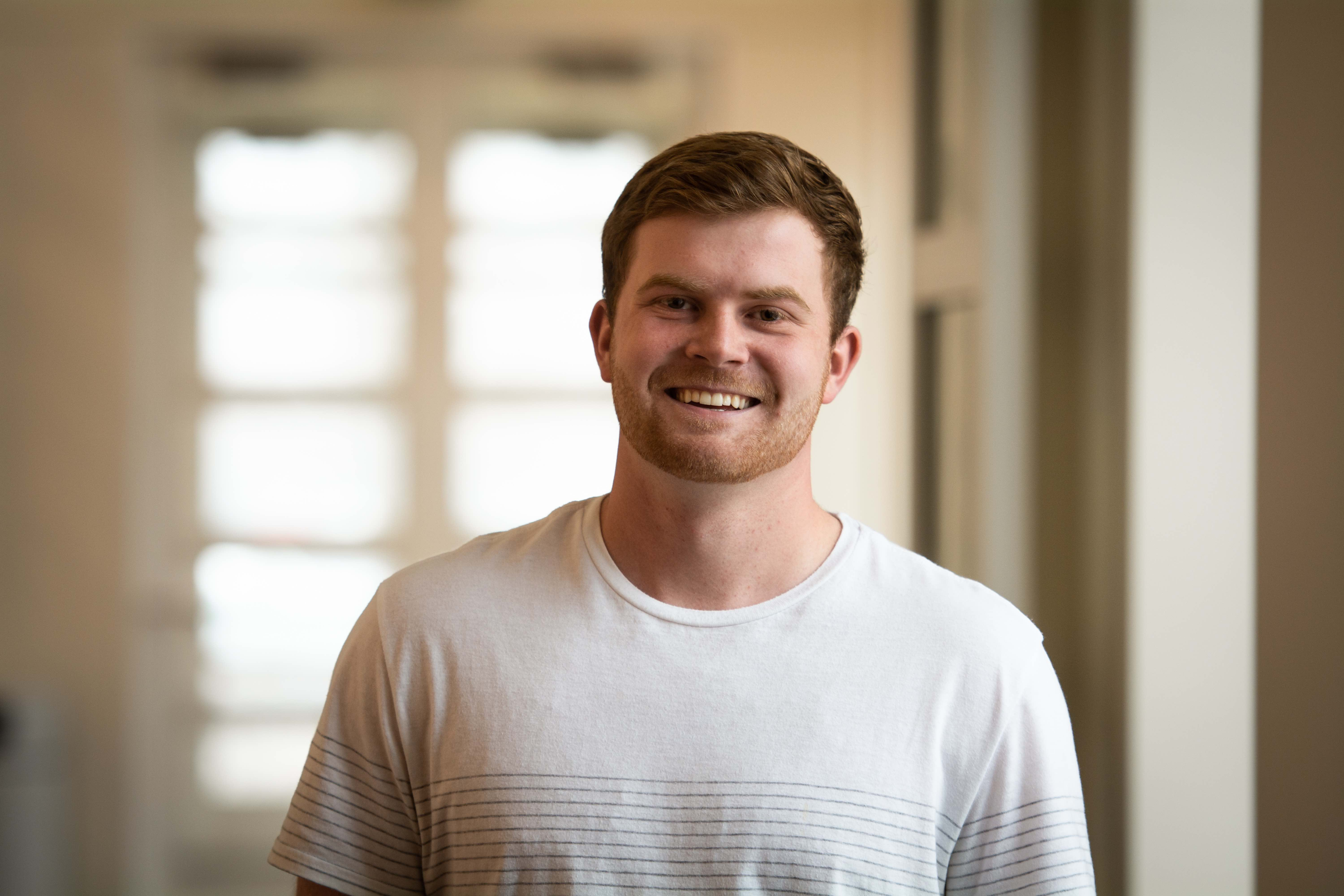 Peyton Gallagher, Business Major