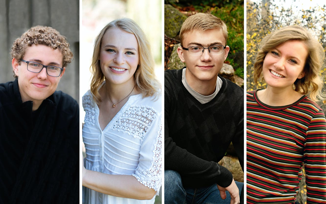 Meet the Newest Physics and Engineering Program Scholars