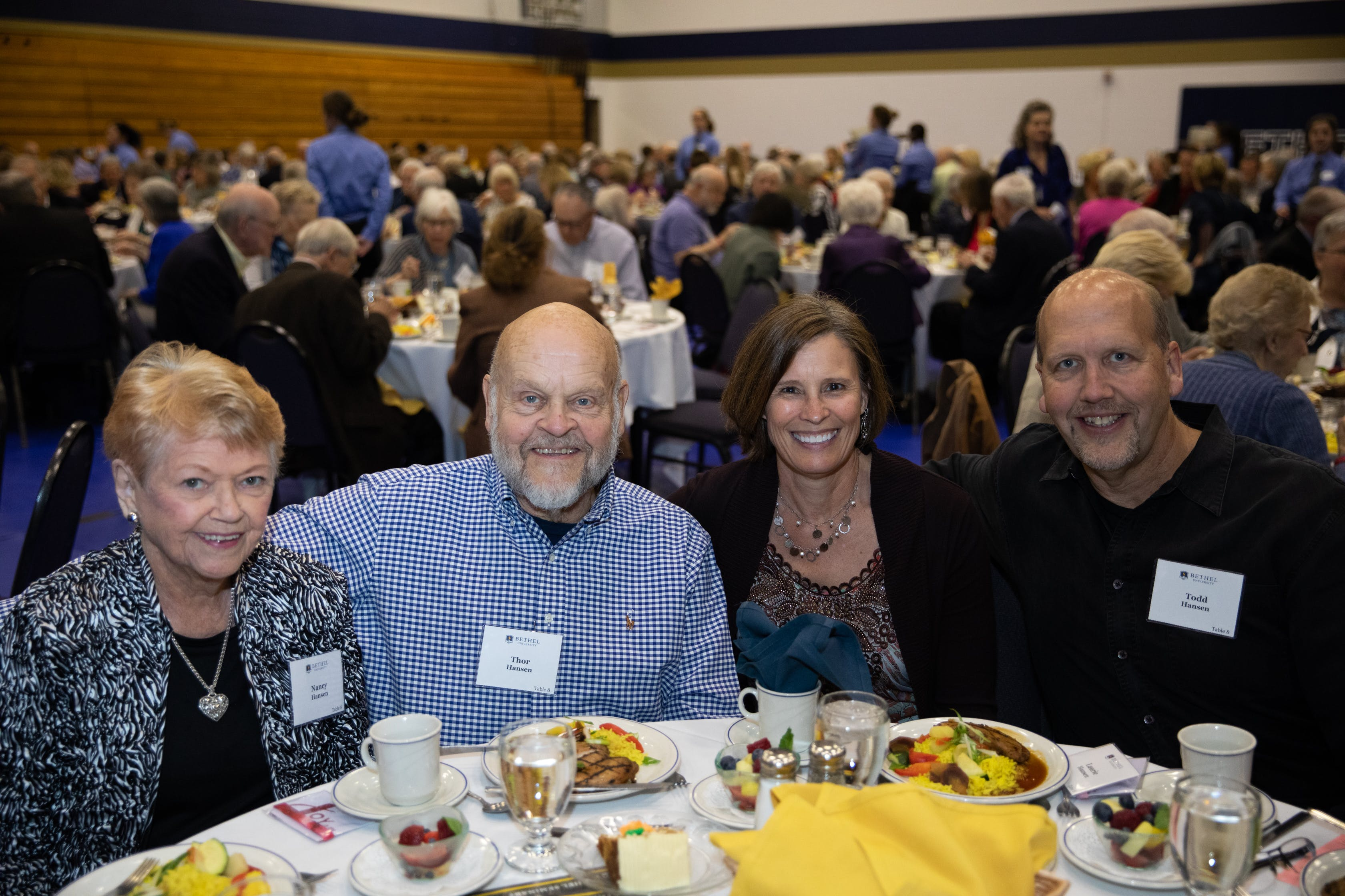 Royal Heritage Society Dinner Looks to the Future of the Bethel Seminary